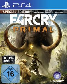Verpackung von Far Cry Primal - Special Edition (100% Uncut) [PS4]