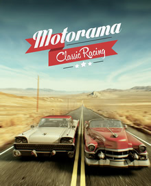 Packaging of Motorama [PC]