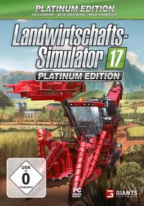 Verpackung von Landwirtschafts-Simulator 17: Platinum Edition [PC]
