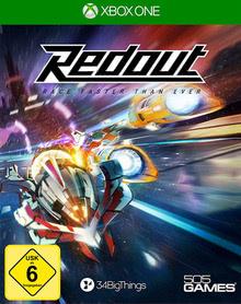 Verpackung von Redout [Xbox One]