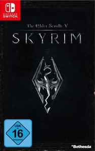 Verpackung von Elder Scrolls V: Skyrim [Switch]