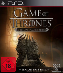 Verpackung von Game of Thrones - A Telltale Games Series [PS3]