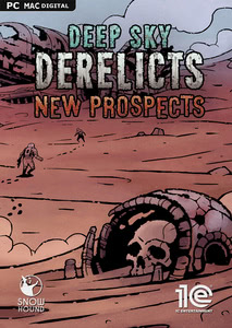 Packaging of Deep Sky Derelicts New Prospects [PC / Mac]