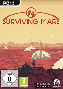 Verpackung von Surviving Mars [PC]