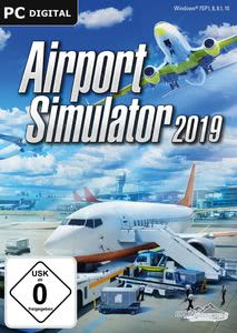 Verpackung von Airport Simulator 2019 [PC]