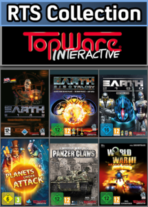 Packaging of Topware RTS Collection [PC]