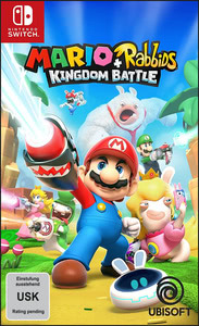 Verpackung von Mario & Rabbids Kingdom Battle [Switch]
