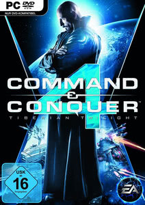 Verpackung von Command & Conquer 4 Tiberian Twilight [PC]