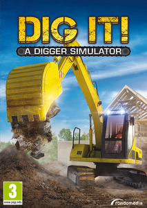 Packaging of Dig it! – A Digger Simulator [PC]