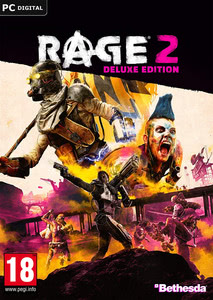 Packaging of RAGE 2 Deluxe Edition [PC]