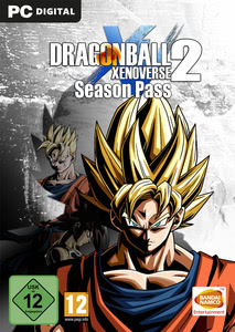 Packaging of Dragon Ball Xenoverse 2 - Super Pass [PC]