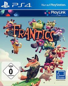 Verpackung von Frantics (PlayLink) [PS4]