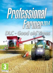 Packaging of Professional Farmer 2014: God Ol' Times (DLC) [PC]