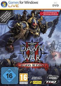 Verpackung von Warhammer 40K: Dawn of War II Chaos Rising [PC]