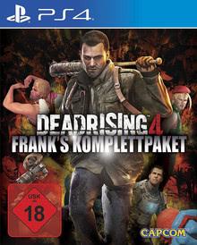 Verpackung von Dead Rising 4: Frank's Komplettpaket [PS4]