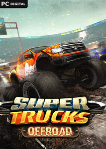 Packaging of SuperTrucks Offroad [PC]