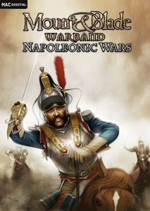 Packaging of Mount & Blade: Warband Napoleonic Wars [Mac]