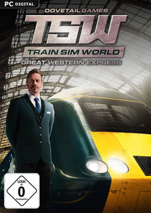 Verpackung von Train Sim World Great Western Express [PC]