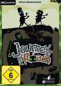 Verpackung von Journey of a Roach [Mac]
