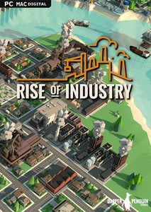 Verpackung von Rise of Industry (Early Access) [PC]