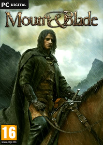 Packaging of Mount & Blade [PC]