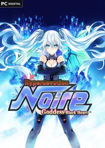 Packaging of Hyperdevotion Noire: Goddess Black Heart [PC]