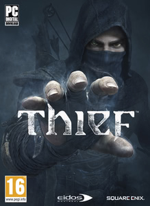 Packaging of Thief [PC]