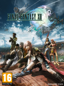 Packaging of Final Fantasy XIII [PC]