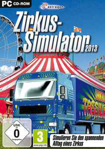 Verpackung von Zirkus Simulator 2013 [PC]