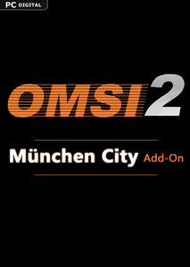 Packaging of OMSI 2 Munich City [PC]