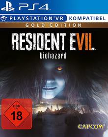 Verpackung von Resident Evil 7 biohazard Gold Edition [PS4]