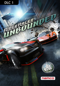 Verpackung von Ridge Racer Unbounded - 1 Machine & The Hearse Pack - DLC 1 [PC]