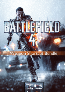 Packaging of Battlefield 4 Weapon Shortcut Bundle [PC]