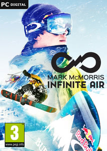 Packaging of Mark McMorris - Infinite Air [PC]