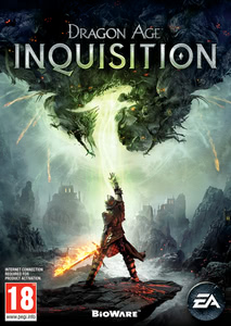 Packaging of Dragon Age Inquisition [PC]