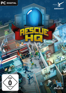 Verpackung von Rescue HQ - The Tycoon [PC]