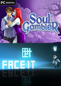 Packaging of Inner Demons Pack - Soul Gambler + Face it [PC]