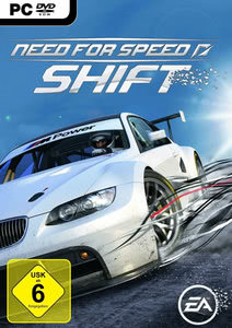 Verpackung von Need for Speed: Shift [PC]