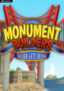 Packaging of Monument Builders - Golden Gate Bridge [PC]