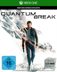 Verpackung von Quantum Break [Xbox One]