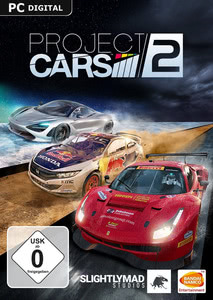 Verpackung von Project CARS 2 [PC]