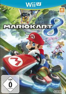 Verpackung von Mario Kart 8 [Wii U]