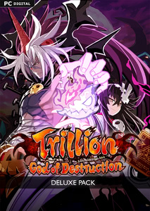 Packaging of Trillion: God of Destruction Deluxe DLC [PC]