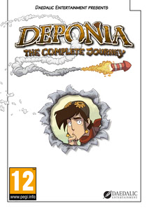 Packaging of Deponia - The Complete Journey [Mac]