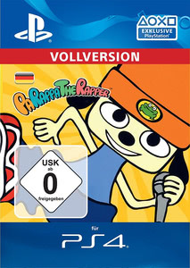 Verpackung von PaRappa the Rapper Remastered [PS4]