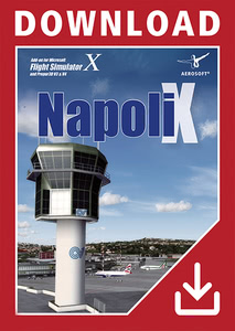 Packaging of FSX Napoli X [PC]