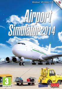 Packaging of Airport Simulator 2014 [PC]