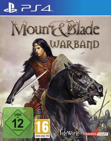 Verpackung von Mount & Blade: Warband (HD) [PS4]