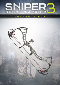 Packaging of Sniper Ghost Warrior 3 Compound Bow [PC]