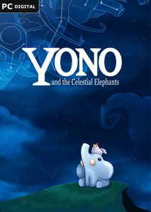 Packaging of Yono and the celestial elephants [PC / Mac]